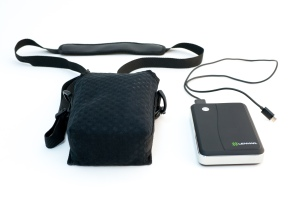 TG2 Pouch and Battery